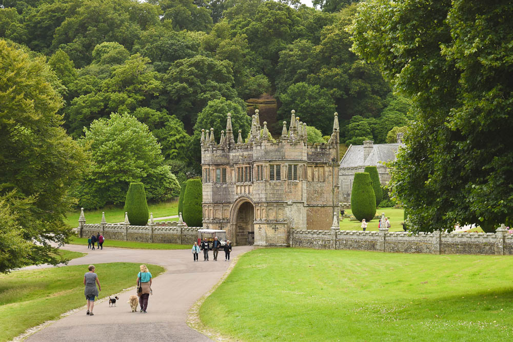 Lanhydrock House and Gardens, Cornwall