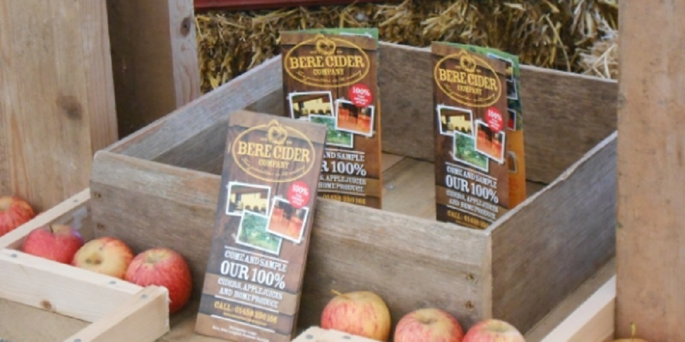 Bere cider company Somerset