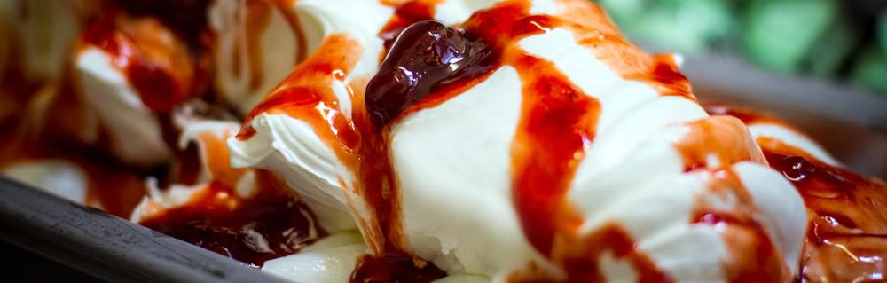 Ice cream makers in Dorset - Giggi gelateria Bournemouth Dorset
