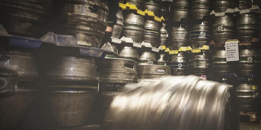 Hanlons Brewery Devon