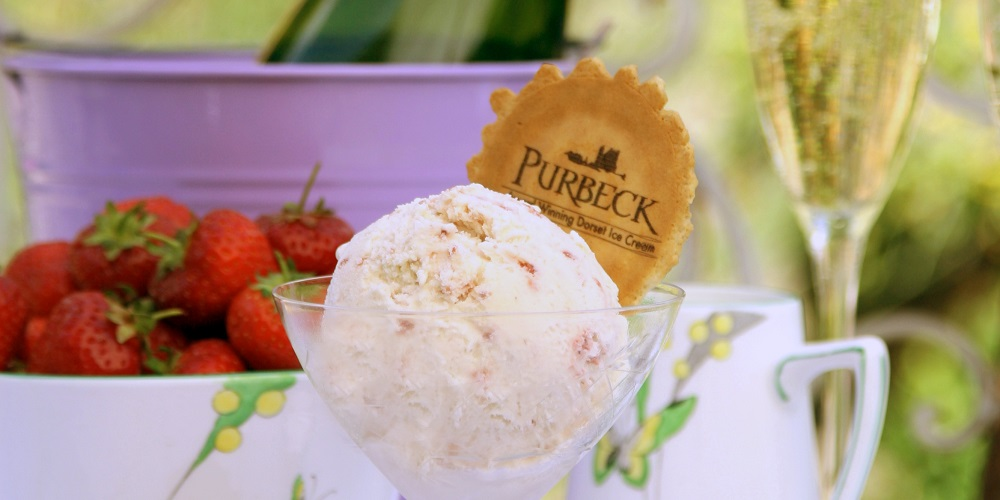 Ice cream makers in Dorset - Purbeck Ice Cream