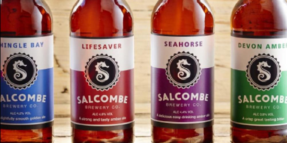 Salcombe Beer Devon