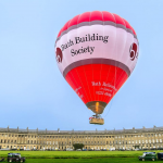 Hot air ballooning in Somerset with Bath Balloons