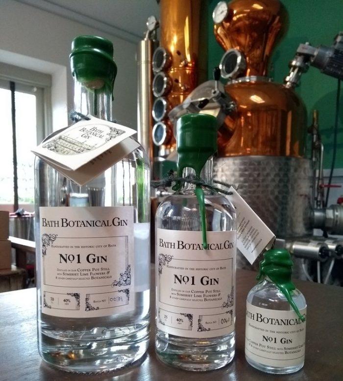 Bath Botanical Somerset Gin