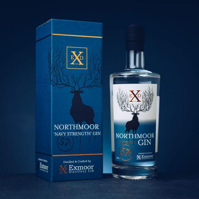 Exmoor Distillery Somerset Gin