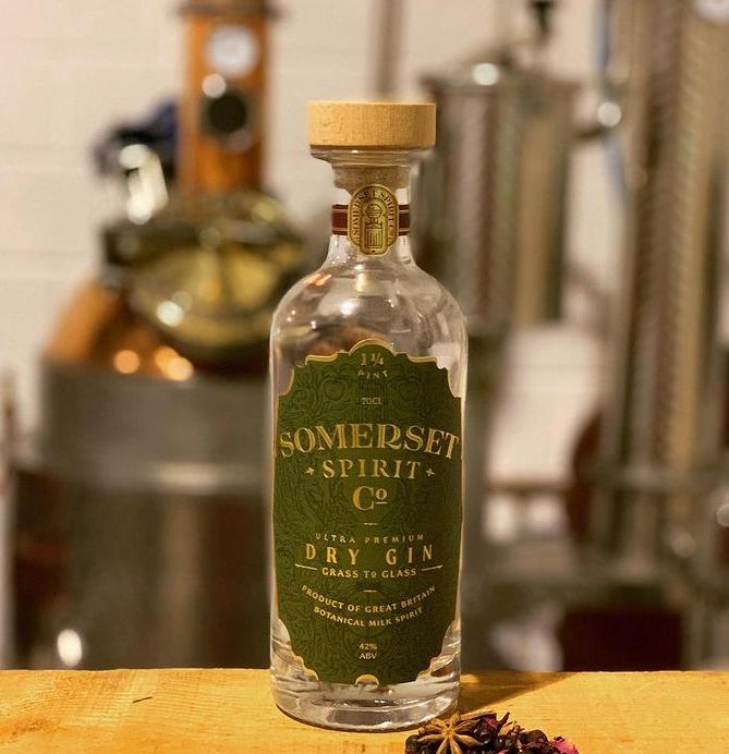 Somerset Spirit Somerset Gin