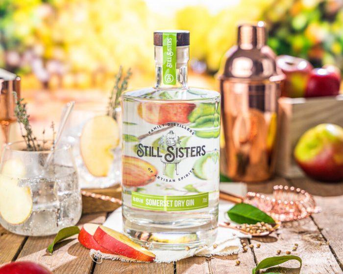 Still Sisters Somerset Gin